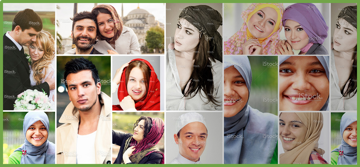 canadian muslim personals Meet thousands of beautiful single women personals online seeking men for dating, love, marriage in canada.